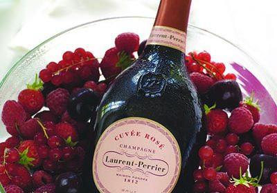 The Most Recognized Rosé Champagne in the World