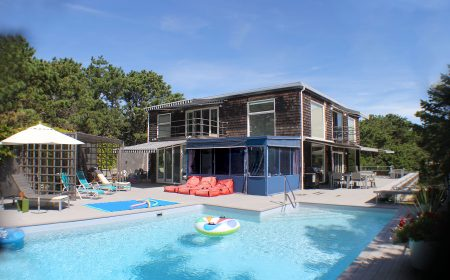 AMAGANSETT DUNES CONTEMPORARY WITH POOL